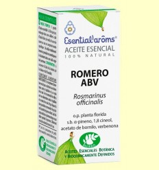 Oli Essencial Romero ABV - Esential Aroms - 5 ml