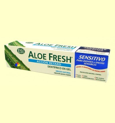 Dentifrici Gel Aloe Fresh Sensitivo - Laboratoris ESI - 100 ml