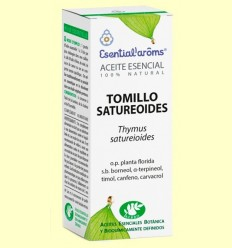 Oli Essencial Farigola Satureoides - Esential Aroms - 10 ml