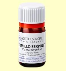 Oli Essencial Farigola Serpolet - Esential Aroms - 5 ml