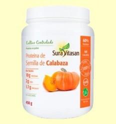 Proteïna de Llavor de Carbassa - Sura Vitasan - 450 grams