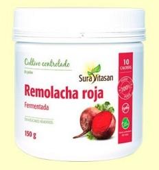 Remolatxa Roja Fermentada - Sura Vitasan - 150 grams