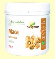 Maca Fermentada - Sura Vitasan - 150 grams