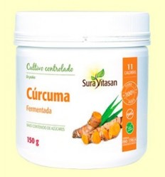 cúrcuma Fermentada - Sura Vitasan - 150 grams