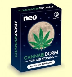 Cannabidorm amb Melatonina - Neo - 30 càpsules