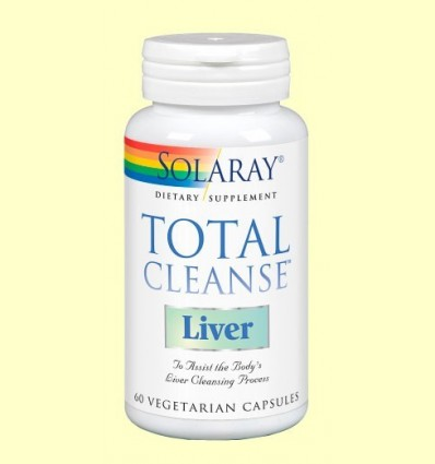Total cleans Liver - Solaray - 60 càpsules