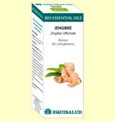 Oli Essencial Bio de Gingebre - Equisalud - 10 ml