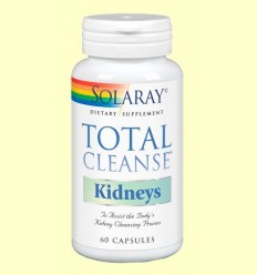 Total cleans Kidney - Solaray - 60 càpsules