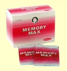 Memory Max - Memòria - Masterdiet - 20 sobres