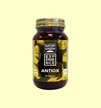 Experience Antiox Bio - NaturGreen - 90 càpsules