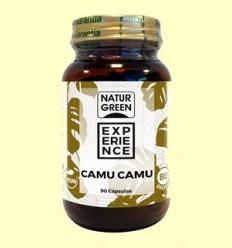 Experience Camu Camu Bio - NaturGreen - 90 càpsules
