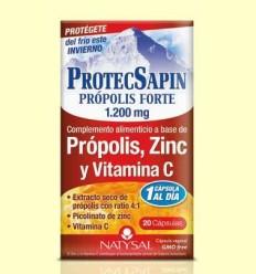 ProtecSapin propolis Forte 1200 mg - Natysal - 20 càpsules