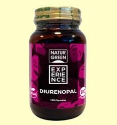 Experience DiureNopal Bio - NaturGreen - 120 càpsules