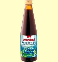 Suc de Nabius Blaus Bio - Voelkel - 330 ml