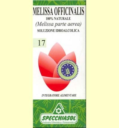 Melissa solució hidroalcohòlica - Specchiasol - 50 ml