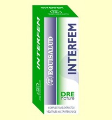 Drenature Interfem - Internature - 30 ml