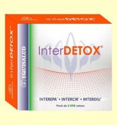 Drenature Interdetox - Internature - 3 unitats