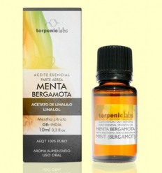 Menta Bergamota - Oli Essencial - Terpenic Labs - 10 ml