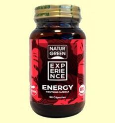 Experience Energy Bio - NaturGreen - 90 càpsules