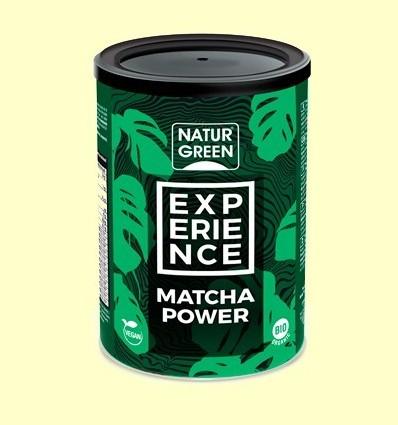 Experience Matcha Power Bio - NaturGreen - 150 grams