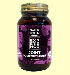 Experience Joint Comfort & Care Bio - NaturGreen - 120 càpsules
