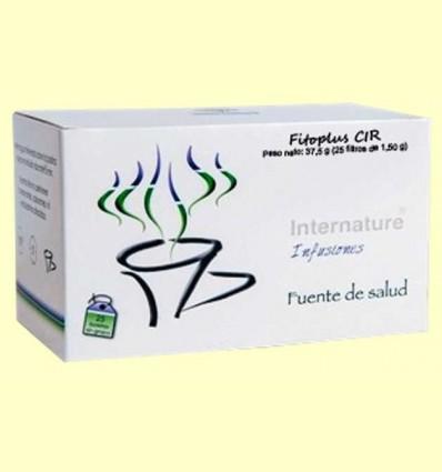 Fitoplus Cir Filtres - Internature - 25 filtres