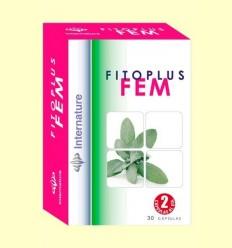 Fitoplus Fem - Internature - 30 càpsules