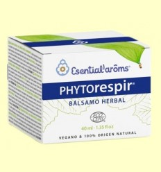 Phytorespir Bàlsam Herbal - Esential Aroms - 40 ml