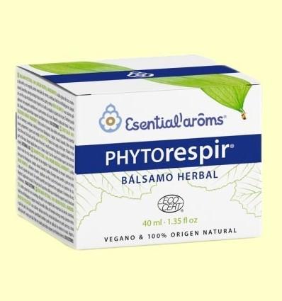 Phytorespir Bàlsam Herbal - Esential Aroms - 40 ml