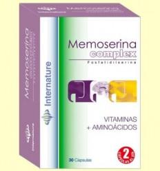 Memoserina Complex - Internature - 30 càpsules