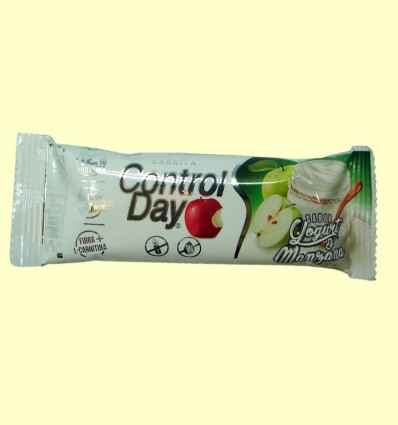Barreta Control Day - Iogurt Poma - NutriSport - 44 grams *