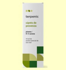 Xiprer - Oli Essencial - Terpenic Labs - 10 ml