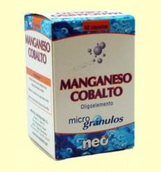 Manganès Cobalt Microgrànuls - Neo - 50 càpsules