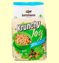 Krunchy Joy Avellanes Bio - Barnhouse - 375 grams
