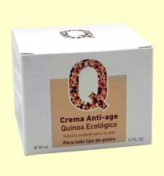 Crema Anti-edat Quinoa Ecològic - Van Horts - 50 ml