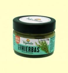Paté d'Herbes Bio - Vegetalia - 110 grams