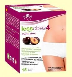 Lessobes4 Ventre Pla - Bioserum - 15 monodosi