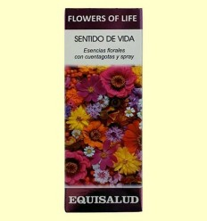Flowers of Life Sentit de la Vida - Equisalud - 15 ml