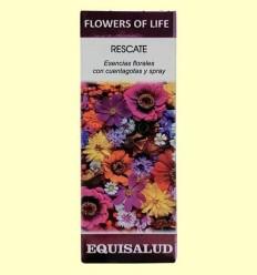Flowers of Life Rescat - Equisalud - 15 ml