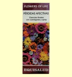 Flowers of Life Pèrdues Afectives - Equisalud - 15 ml