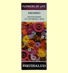 Flowers of Life Insomni - Equisalud - 15 ml