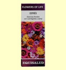 Flowers of Life Estrès - Equisalud - 15 ml