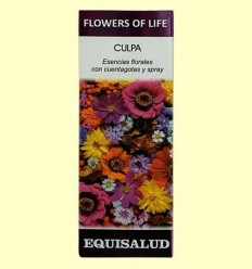 Flowers of Life Culpa - Equisalud - 15 ml