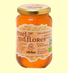 Mel Milflors Bio - Mielar - 500 grams