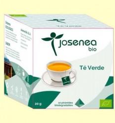 Te Verd Bio - Josenea - 10 piràmides