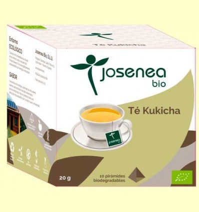 Te Kukicha Bio - Josenea - 10 piràmides