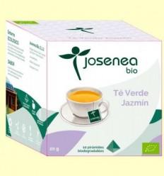 Te Verd Jazmin Bio - Josenea - 10 piràmides