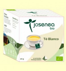 Te Blanc Bio - Josenea - 10 piràmides