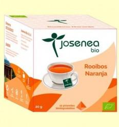 Rooibos Taronja Bio - Josenea - 10 piràmides