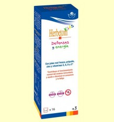 Herbetom Kids - Defenses i Energia - Bioserum - 250 ml